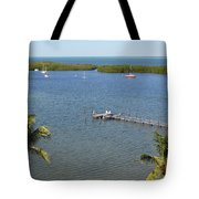 Community Harbor Tote Bag