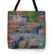 Community Of Tin Tote Bag