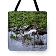 Community Pond Tote Bag