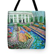 Como Park Conservatory  In St. Paul Tote Bag