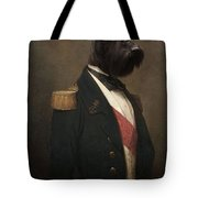Sir Schnauzer The Magnificent Tote Bag