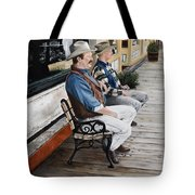 Compadres Tote Bag