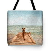 Companion Horizon Tote Bag