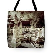 Company Of Angels Tote Bag