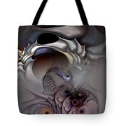 Compartmentalized Delusion Tote Bag