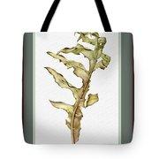 Compass Plant, Fall Tote Bag