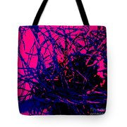 Complex Abstract Tote Bag