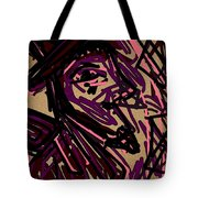 Complex Artist  Tote Bag