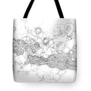 Complex Fluid A Novel Surfactancy Tote Bag