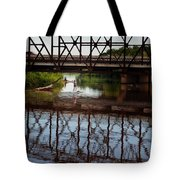 Complex Reflections  Tote Bag