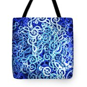 Complex Sound Structures Tote Bag