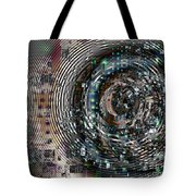 Complexity City Tote Bag