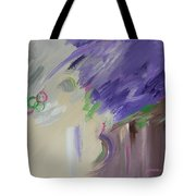 Complicated From Birth Tote Bag