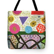 Complicated Introspection Tote Bag