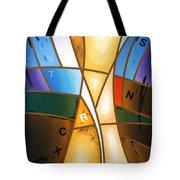 Composition # 3 Tote Bag