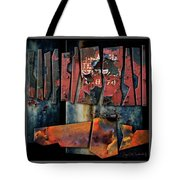 Composition 2 Tote Bag