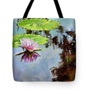 Composition Of Beauty Tote Bag