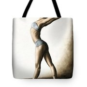 Composure Tote Bag
