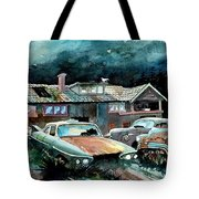 Compound In Cumberland Gap Tote Bag