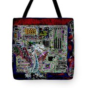 Computer 22 Tote Bag