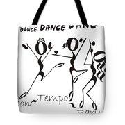 Con-tempo-rary Tote Bag