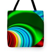 Conceptual 17 Tote Bag
