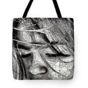 Conceptual Portrait Tote Bag