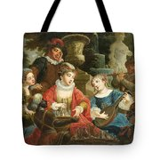 Concert In A Park Tote Bag