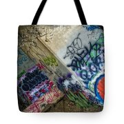 Concrete Art Tote Bag