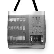 Concrete Blocks Tote Bag