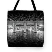 Concrete Bridge Tote Bag