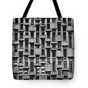 Concrete Geometry  Tote Bag