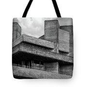 Concrete - National Theatre - London Tote Bag