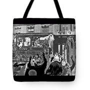 Conde Express Tote Bag