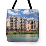 Condo Living Tote Bag