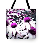 Cone Flower Delight Tote Bag by Kevyn Bashore