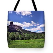 Cone Of Creation Tote Bag