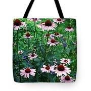 Coneflower Garden Tote Bag
