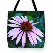 Coneflower Portrait Tote Bag