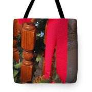 Cones And Bows Tote Bag