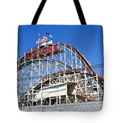 Coney Island Memories 2 Tote Bag