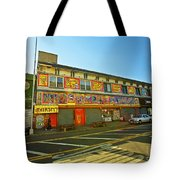Coney Island Memories 4 Tote Bag
