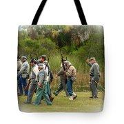 Confederate Advance Tote Bag