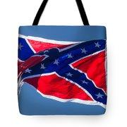 Confederate Flag 4 Tote Bag