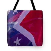Confederate Flag 6 Tote Bag