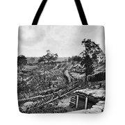 Confederate Fort Tote Bag