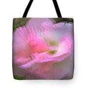 Confederate Rose Tote Bag