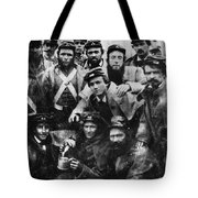 Confederate Soldiers, 1861 - To License For Professional Use Visit Granger.com Tote Bag
