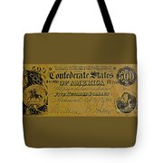 Confederate States Tote Bag
