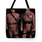 Confederate Tintype Civil War Tote Bag